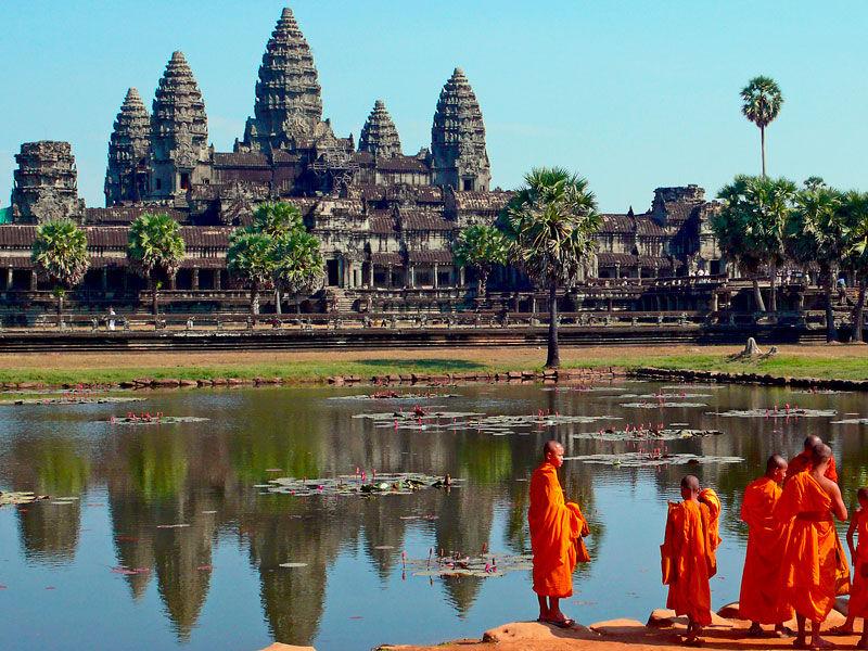Camboya Angkor Wat