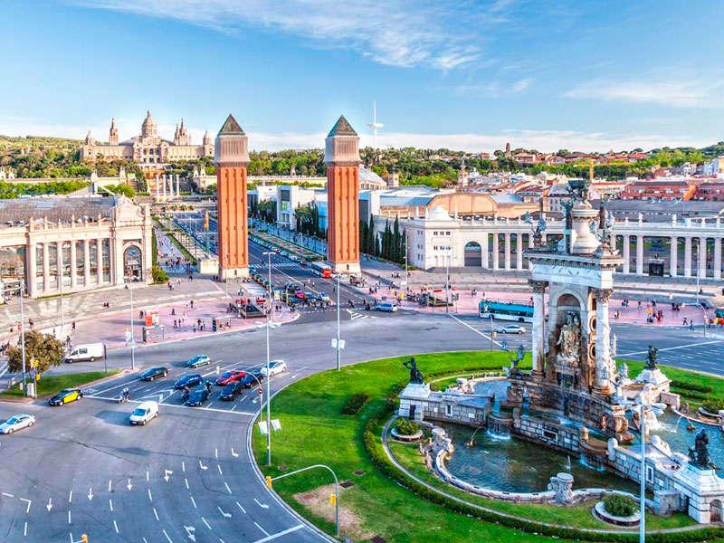 Barcelona destino agosto