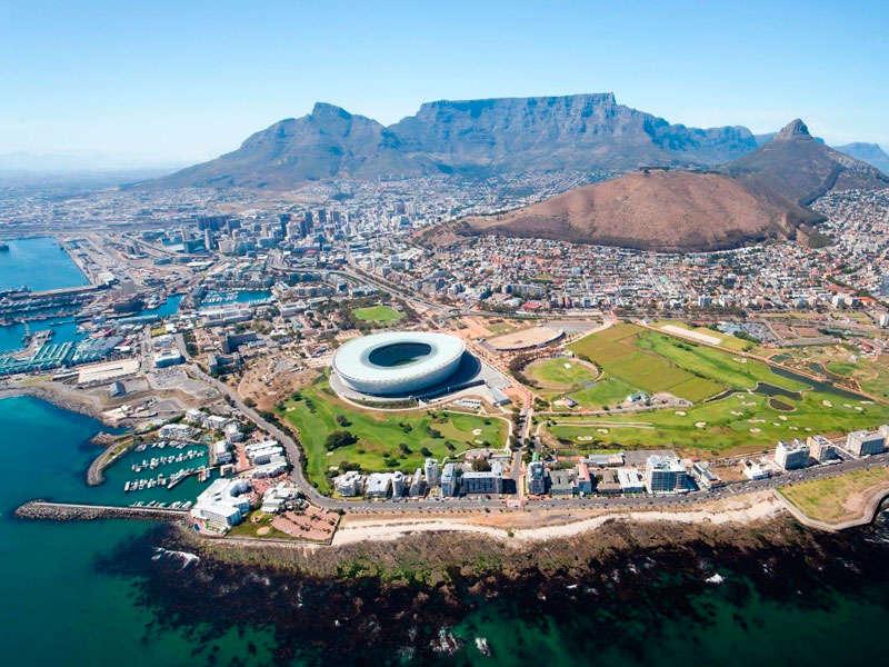 ciudad del cabo sudafrica