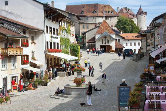 viajes con encanto suiza