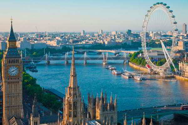 london eye londres