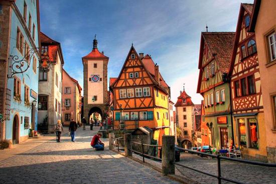 viajes con encanto alemania