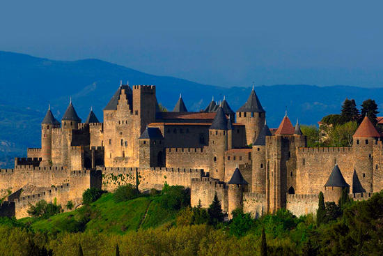 viajes con encanto europa carcasonne